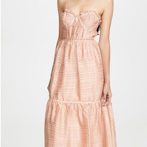 dRA Erickson Dress - Cherry Blossom Color